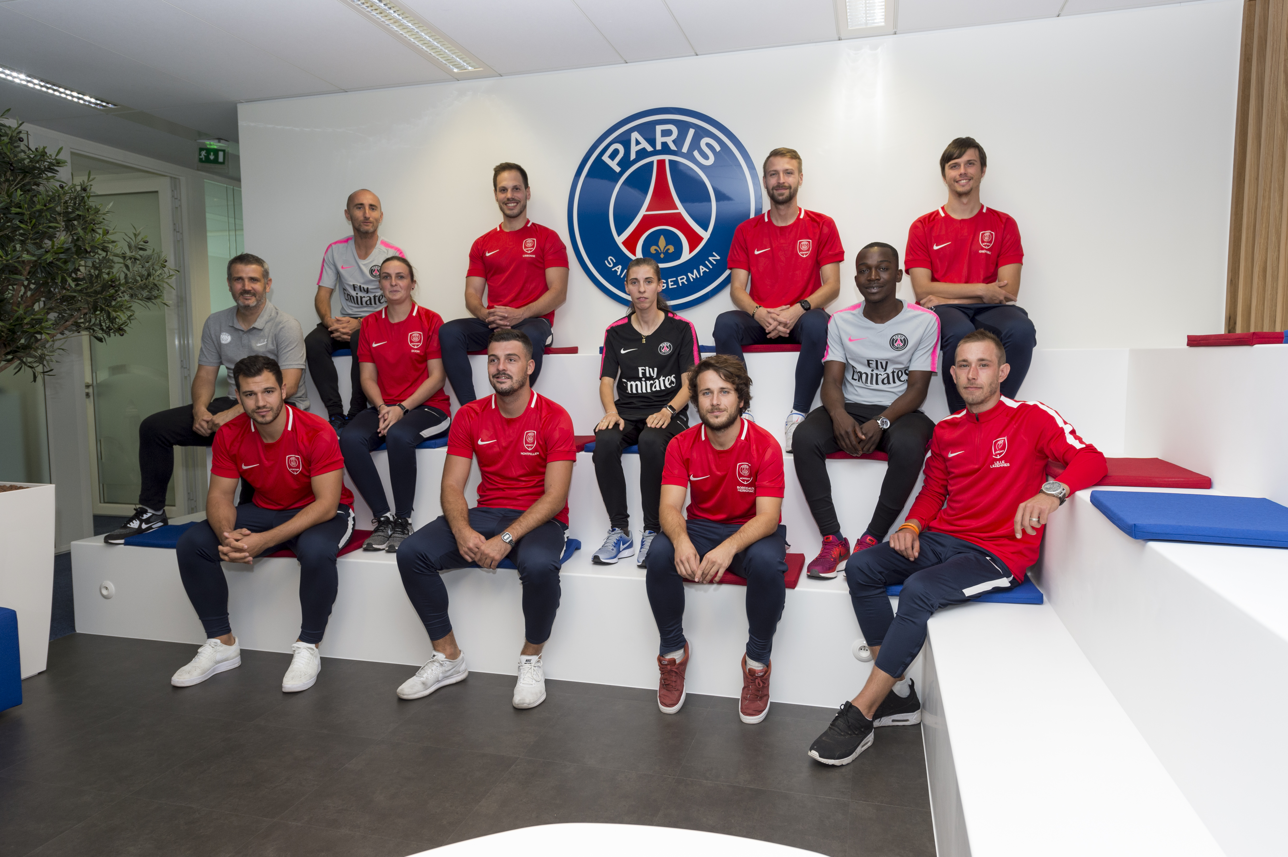 FORMATION COACH PSG ACADEMY - Paris Saint-Germain Academy