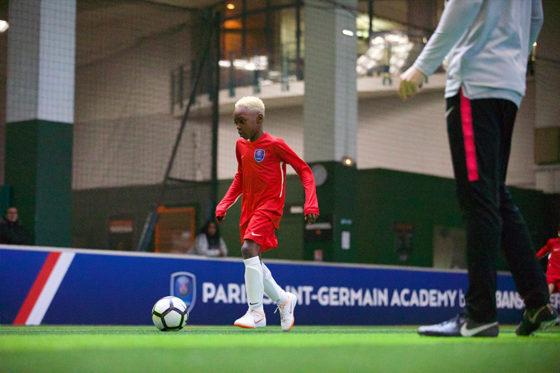 coach enfant stage de foot